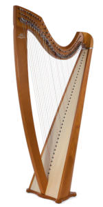 Celtic Isolde, cherrywood finish