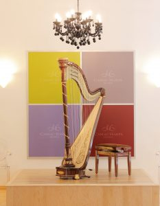 Harfengalerie Camac Berlin