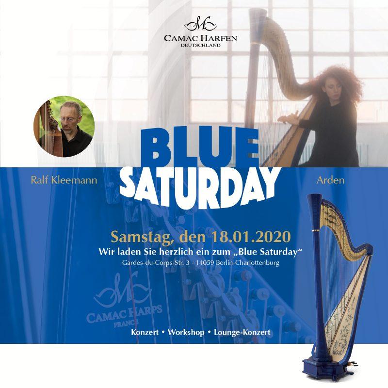Blue Saturday