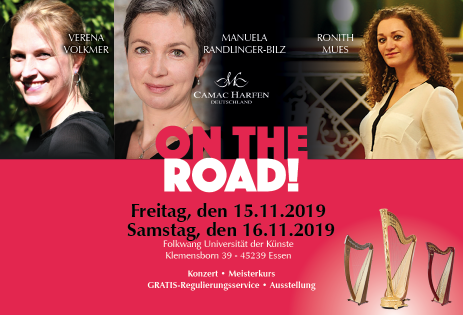 On The Road! Essen, 15.11-16.11. 2019