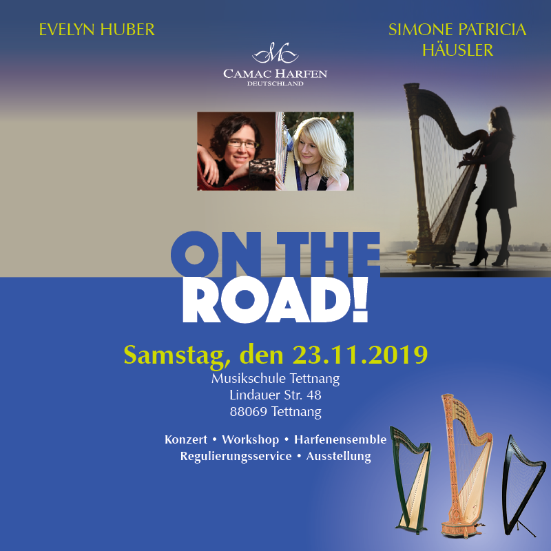 On The Road: Tettnang 2019